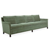 Lee Industries 1935-44 four cushion sofa-Upholstery-Lee Industries-Grade D-Putti Fine Furnishings