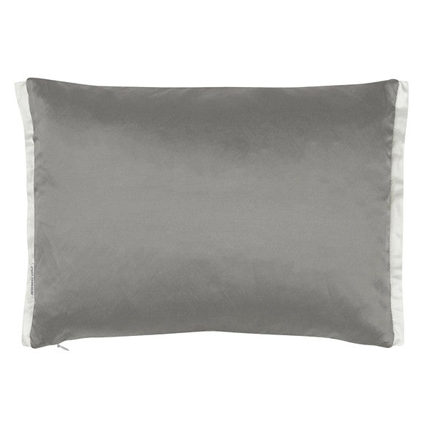 Designers Guild Leighton Chalk Throw Pillow