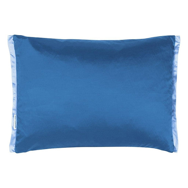 Designers Guild Leighton Cobalt Throw Pillow