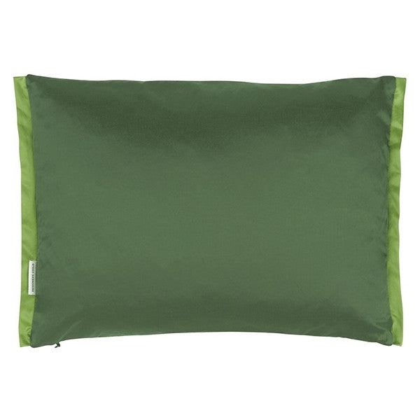 Designers Guild Leighton Leaf Throw Pillow