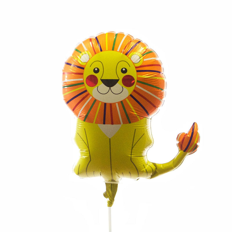 Lion Mylar Balloon, Northstar Balloons, Putti Fine Furnishings