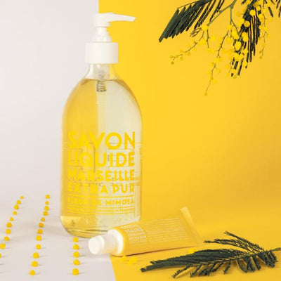 Compagnie de Provence Liquid Soap 500ml Mimosa