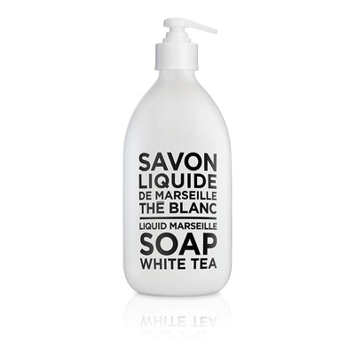 Compagnie de Provence Liquid Soap - White Tea, CDP- Compagnie de Provence, Putti Fine Furnishings