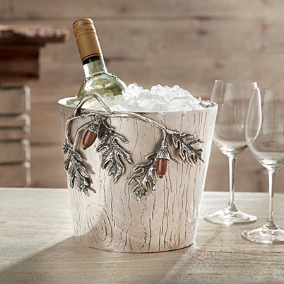 Acorn and Oak Ice Bucket