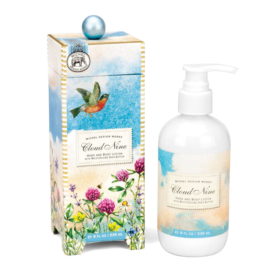 """Cloud Nine"" Lotion"