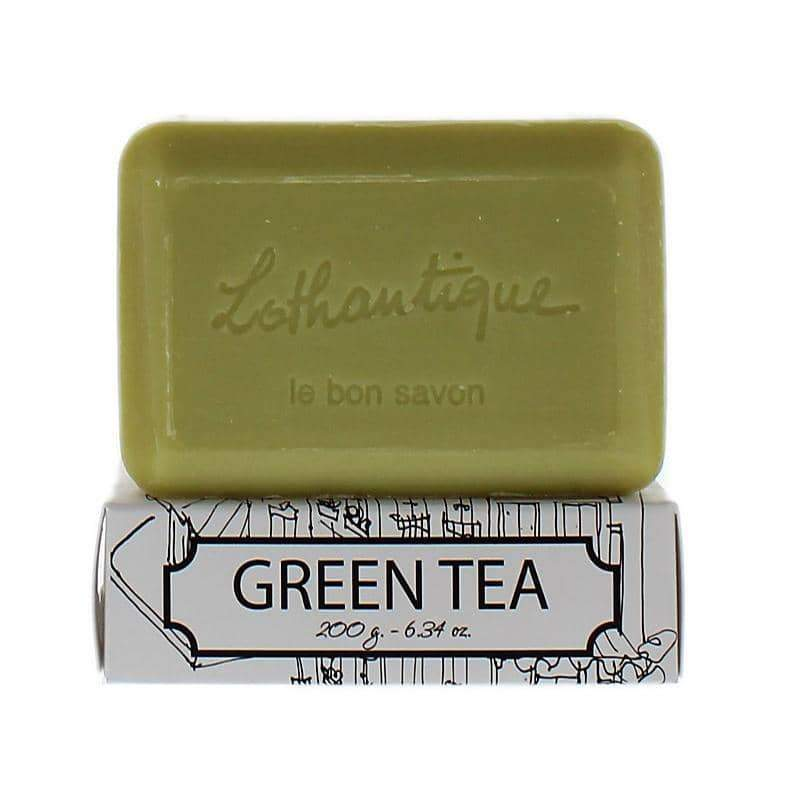 Lothantique Soap 200g - Green Tea