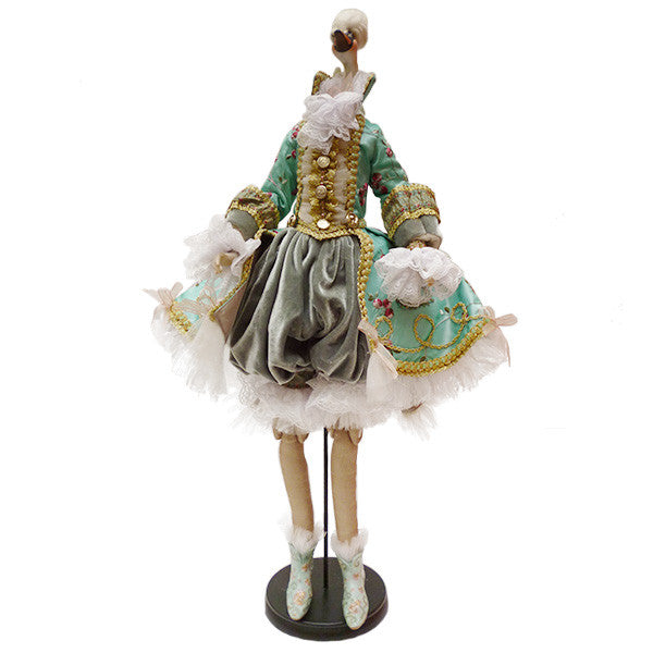"Katherine's Collection ""Louis Duke de Swan"" Doll"