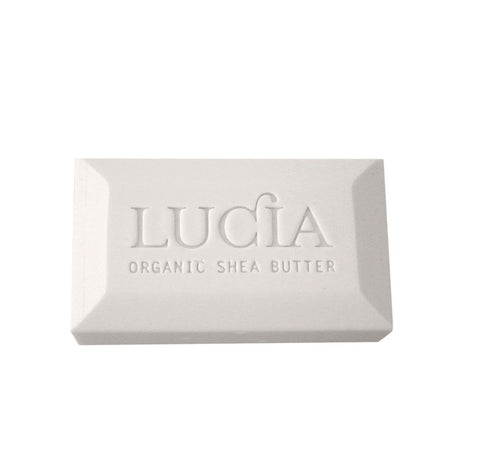 Lucia - Soap 165g Linseed Flower & Goats Milk-Bath Products-Pure Living-Putti Fine Furnishings