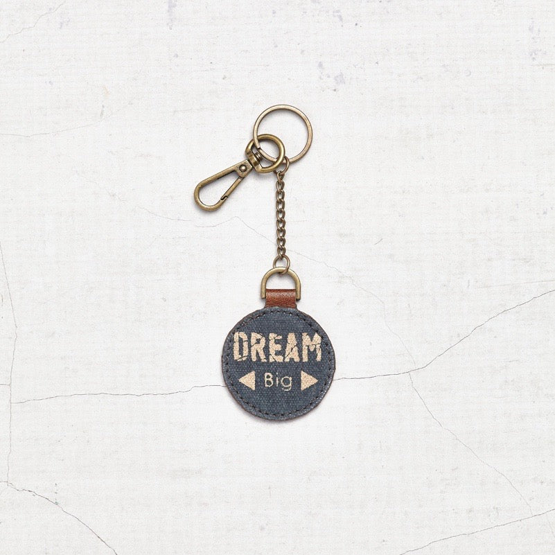 """Dream Big"" Key Chain"