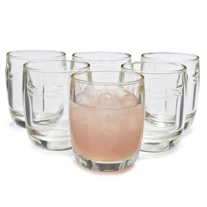 La Rocher Glassware Dragonfly Tumbler 10oz | Putti Fine Furnishings