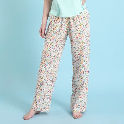 "Mahogany ""Mara"" Multi Color Floral - Pyjama Pant in Bag 