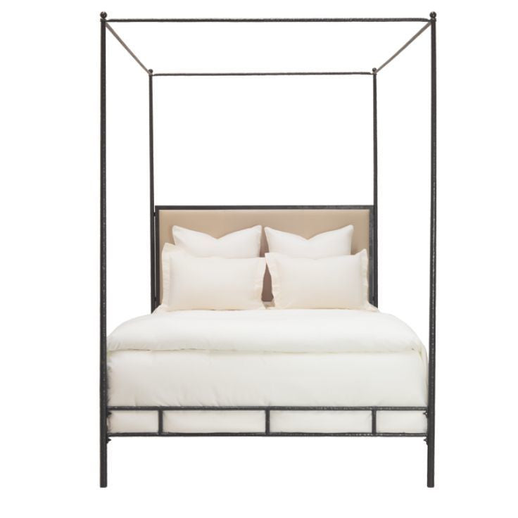"Oly Studio ""Marco"" Four Poster Bed-Bed-OS-Oly Studio-Putti Fine Furnishings"