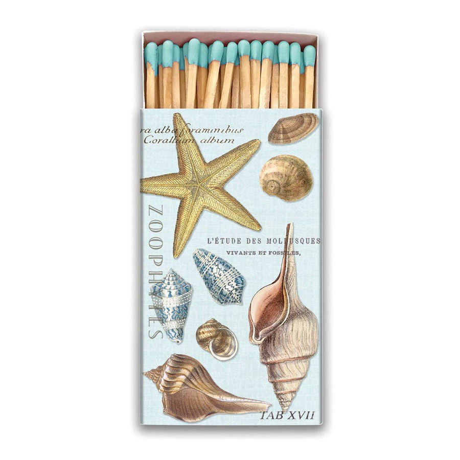 Seashells Matchbox