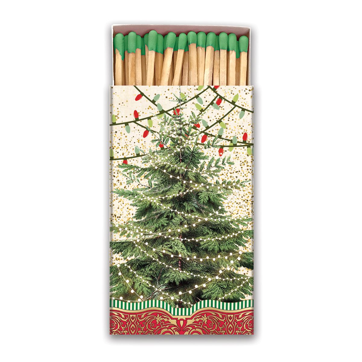 Michel Design Works O Tannenbaum Matchbox | Putti Christmas
