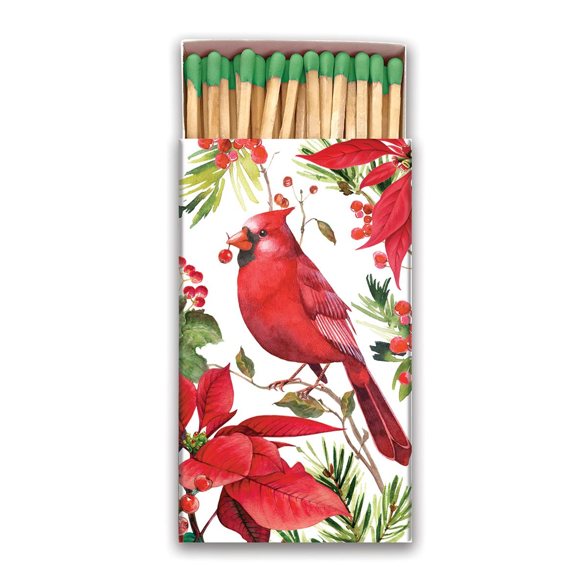 Michel Design Works Poinsettia Matchbox | Putti Christmas Canada
