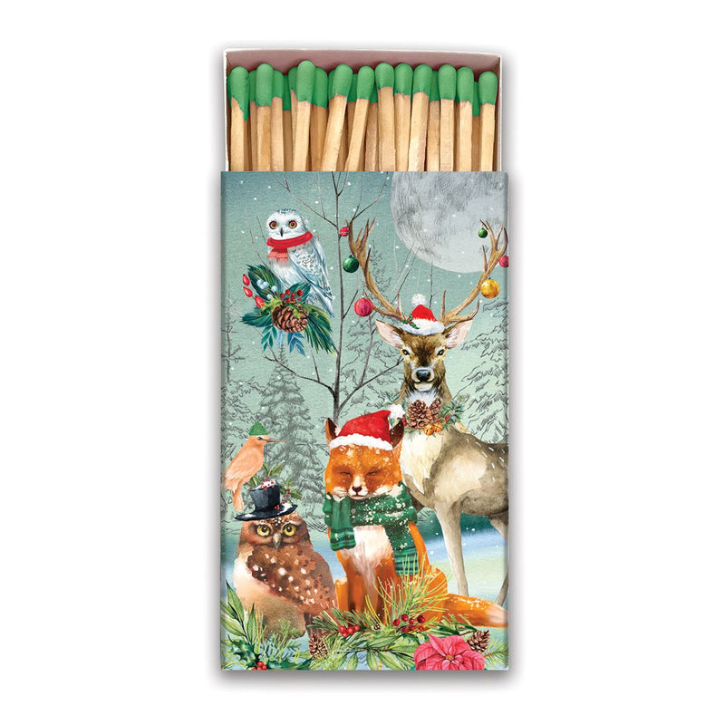 Michel Design Works Christmas Party Matchbox | Putti Canada