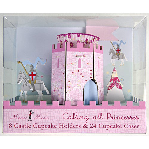 Meri Meri Princess Cupcake Holders, MM-Meri Meri UK, Putti Fine Furnishings