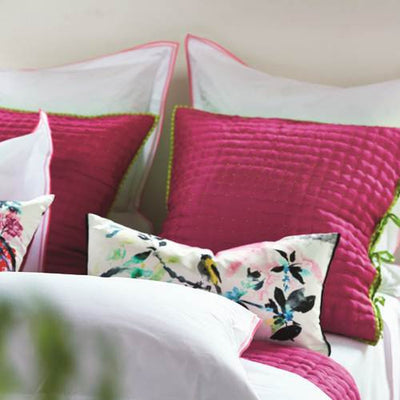 Designers Guild Astor Peony and Pink Bedding, DG-Designers Guild, Putti Fine Furnishings