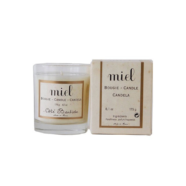 Cote Bastide Candle Boxed - Miel, CB-Cote Bastide, Putti Fine Furnishings