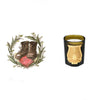 Cire Trudon Travel Candle - Proletaire-Home Fragrance-CT-Cire Trudon-Putti Fine Furnishings