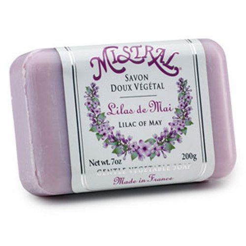 Mistral Classic French Soap - Lilac of May -  Bath Products - Mistral - Putti Fine Furnishings Toronto Canada
