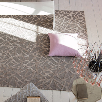 Designers Guild Montefiore Pebble Area Rug