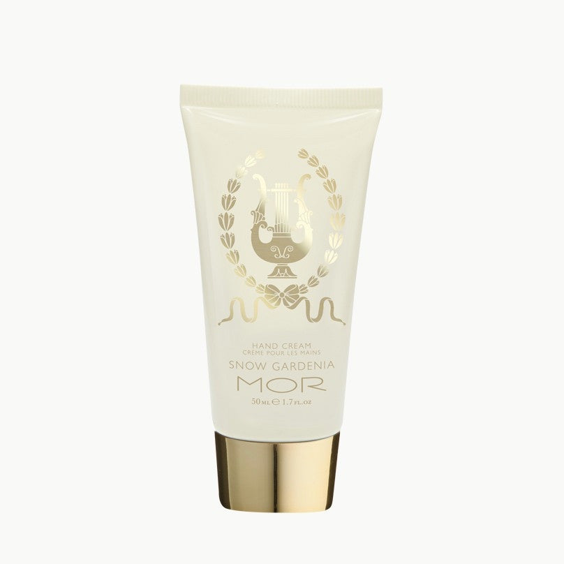 Mor Little Luxuries Hand Cream - Snow Gardenia