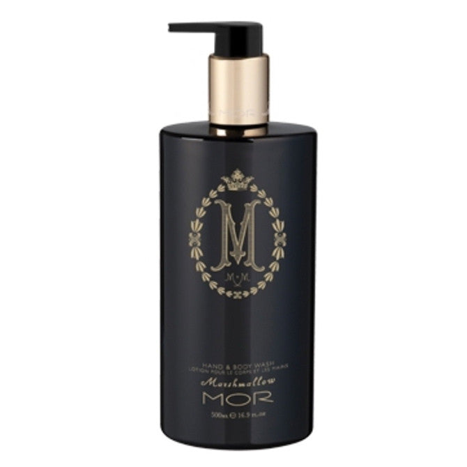 Mor Marshmallow - Hand & Body Wash
