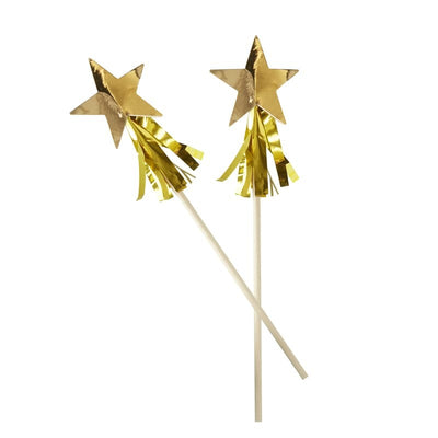 Gold Star Drink Stirrers, GR-Ginger Ray UK, Putti Fine Furnishings