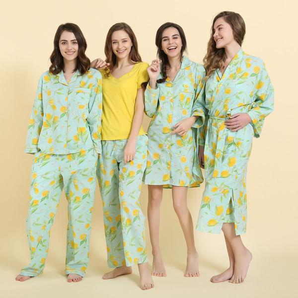 "Mahogany USA ""Lemons"" Nightshirt 