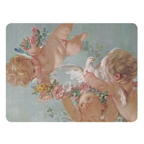 Boho & Co Cherub Serving Mat, B&C-Boho & Co, Putti Fine Furnishings