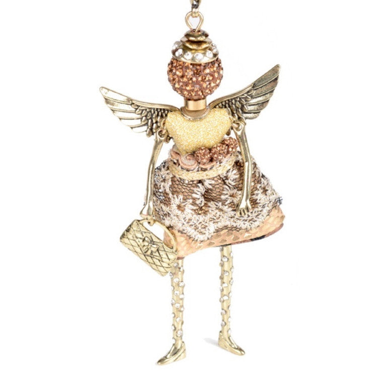 "Jacqueline Kent ""November"" Angel, JK-Jacqueline Kent, Putti Fine Furnishings"