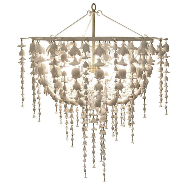 Oly Flowerfall Chandelier-Ceiling Fixture-OS-Oly Studio-Putti Fine Furnishings