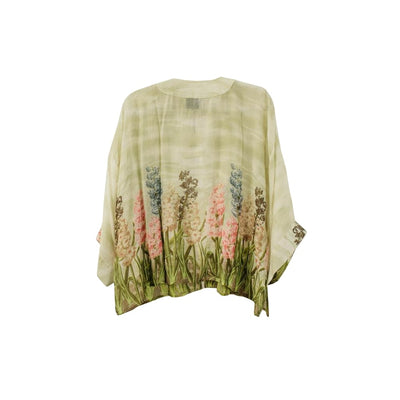 One Hundred Stars - Hyacinth Short Kimono  Two Chic - Two's Company - Putti Canada