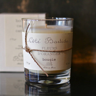 Cote Bastide Candle Boxed - Orange Blossom, CB-Cote Bastide, Putti Fine Furnishings