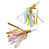 Gold Foil and Pastel Party Horns, GR-Ginger Ray UK, Putti Fine Furnishings