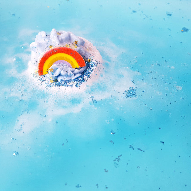 "Bomb Cosmetics UK ""Over the Rainbow"" Bath Blaster"