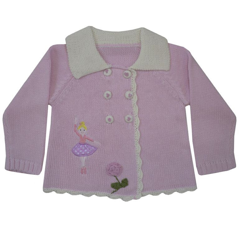 Ballerina Pram Coat-Children's Clothing-PC-Powell Craft Uk-0 to 6 months (special order 2 weeks)-Putti Fine Furnishings