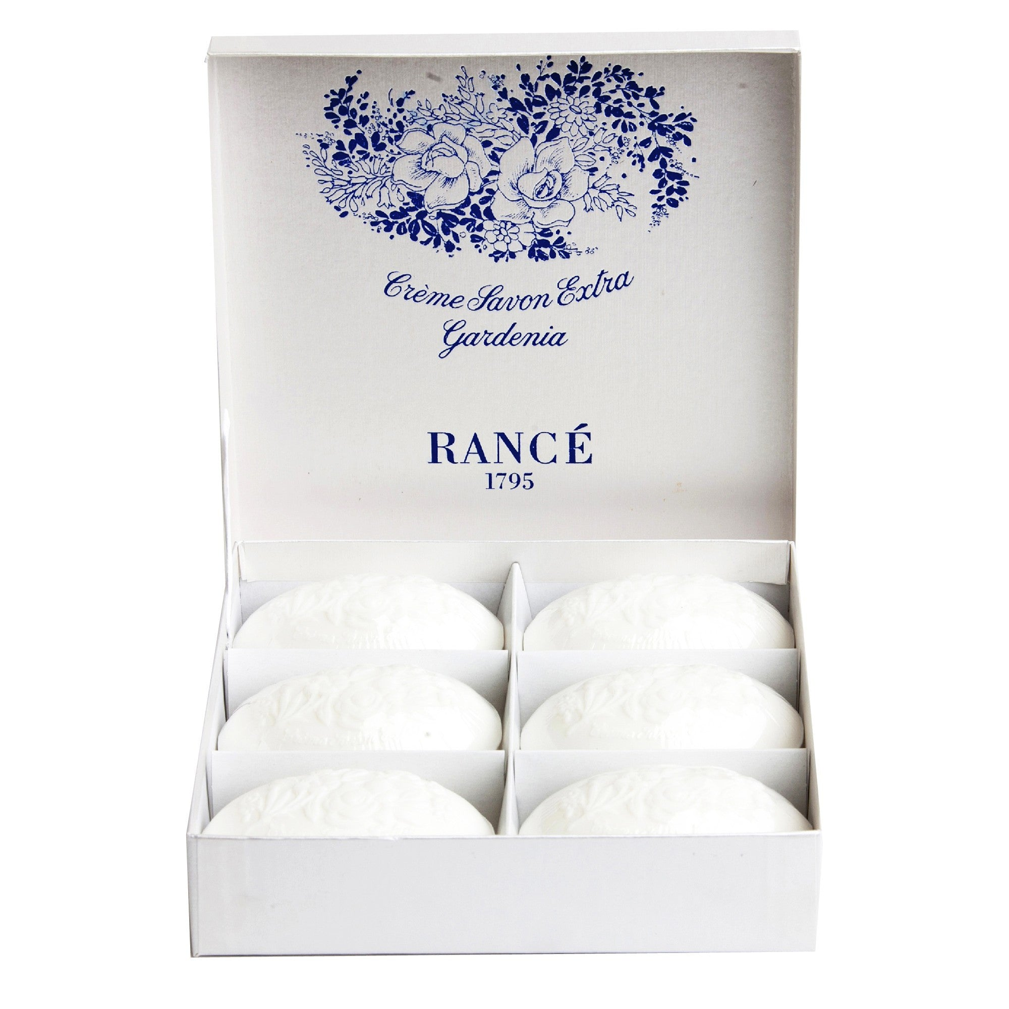 Rance Gardenia Soap, RAN-Rance, Putti Fine Furnishings