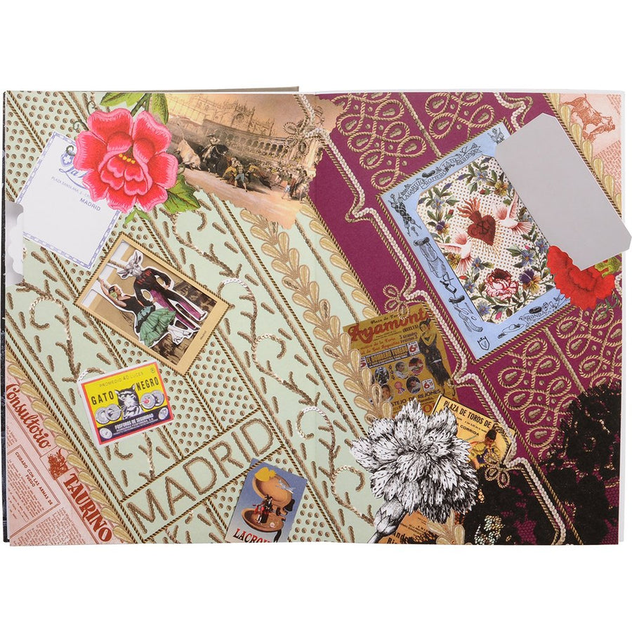Christian Lacroix Hardcover Journal - Voyage