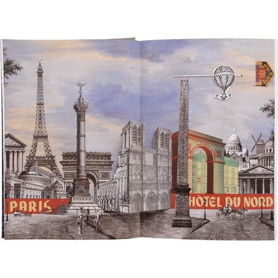 Christian Lacroix Hardcover Journal - Voyage, GA-Galison, Putti Fine Furnishings