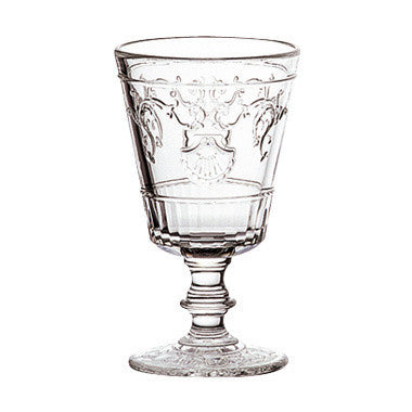 Versailles Wine Glass -  Tableware - La Rochere - Putti Fine Furnishings Toronto Canada