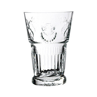 La Rocher Versailles Large Tumbler 14oz-Glassware-PG-Premier Gift -La Rochere-Putti Fine Furnishings