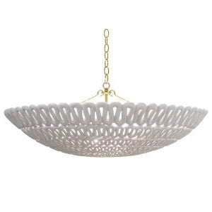 Pipa Bowl Chandelier -  Ceiling Fixture - Oly Studio - Putti Fine Furnishings Toronto Canada