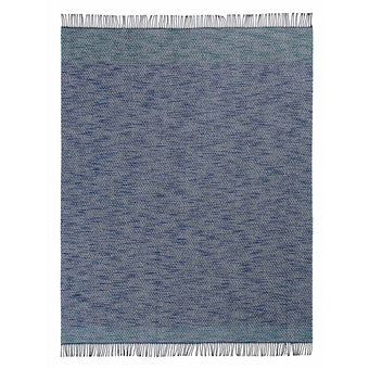 Designers Guild Furoshiki Cobalt Throw, DG-Designers Guild, Putti Fine Furnishings