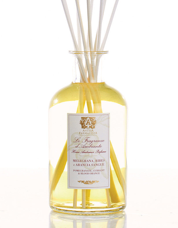 Antica Farmacista Pomegranate, Currant & Blood Orange Diffuser-Home Fragrance-AF-Antica Farmacista-500ml Pomegranate, Currant & Blood Orange Diffuser - Special Order 2 weeks-Putti Fine Furnishings