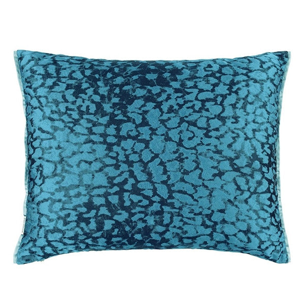 Designers Guild Portico Aqua Throw Pillow