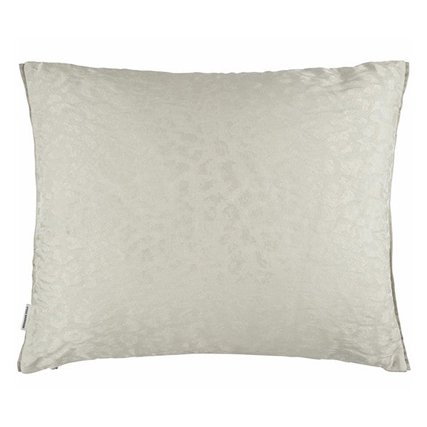 Designers Guild Portico Chalk Throw Pillow