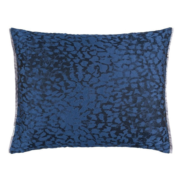 Designers Guild Portico Cobalt Throw Pillow