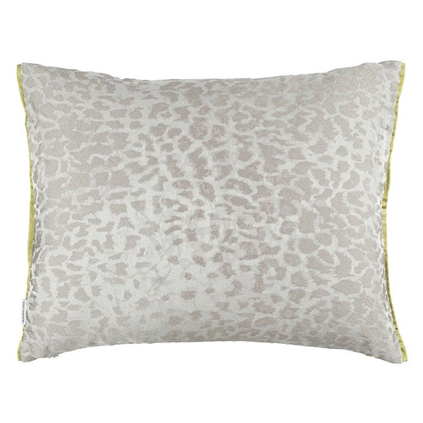 Designers Guild Portico Moss Throw Pillow
